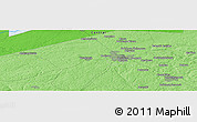"""Political Panoramic Map of the area around 56°18'50""""N,36°37'30""""E"""