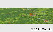 "Satellite Panoramic Map of the area around 56°18'50""N,36°37'30""E"