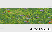 "Satellite Panoramic Map of the area around 56° 18' 50"" N, 37° 28' 30"" E"