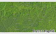 Satellite 3D Map of Bakolé
