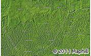 "Satellite Map of the area around 5°25'24""N,23°1'29""E"