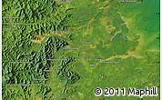 "Satellite Map of the area around 5°56'49""N,117°22'30""E"