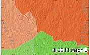 Political Map of Bongbo