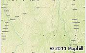 Physical Map of Issa-Batanga