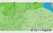 Political 3D Map of Anwiem