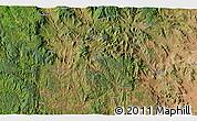 Satellite 3D Map of Kontema