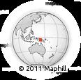 Outline Map of Defakbil, rectangular outline