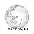 Outline Map of Lonahan, rectangular outline