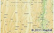 Physical Map of Zikalaba