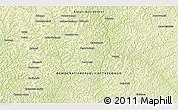 Physical 3D Map of Kalamba
