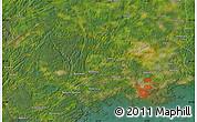 "Satellite Map of the area around 60°16'48""N,24°43'30""E"