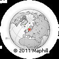 Outline Map of Tolvmilavägen 198, rectangular outline