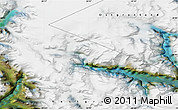 """Satellite Map of the area around 60°37'44""""N,44°7'30""""W"""
