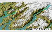 Satellite 3D Map of Qunnermiut