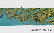 Satellite Panoramic Map of Akuliaruseq