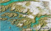 Satellite Map of Arsuk