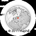 Outline Map of GRGG+M5, rectangular outline