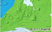 Political Map of Selfoss