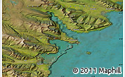 Satellite Map of Djúpivogur