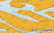 Political Map of Niaqornaarsuk