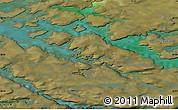 Satellite Map of Niaqornaarsuk