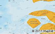 Political Map of Iginniarfik