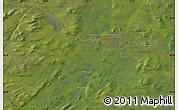 Satellite Map of Luspa