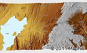 Physical 3D Map of Irua