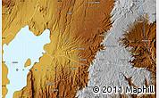 Physical Map of Irua