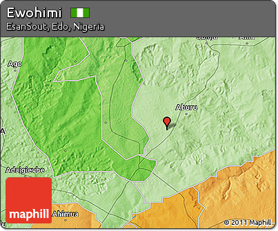 Ewohimi Ewohimi Community