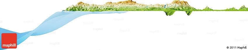 Physical Horizon Map of Cotabato