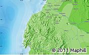 Political Map of Cotabato