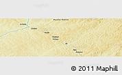 Physical Panoramic Map of Essé
