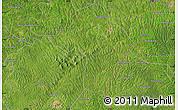 Satellite Map of Yametwa