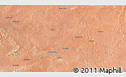 """Satellite 3D Map of the area around 6°59'36""""N,45°7'30""""E"""