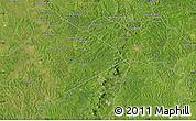 Satellite Map of Assié koumassi