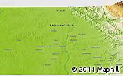 Physical 3D Map of Hilobi