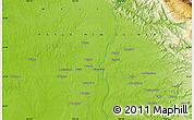 Physical Map of Hilobi