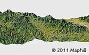 Satellite Panoramic Map of Andavaiyufa