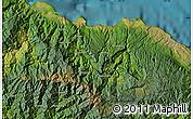Satellite Map of Amelingan