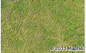Satellite Map of Kongolo-Munene