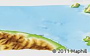 Physical 3D Map of Qaarsut