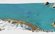 Satellite 3D Map of Qaarsut