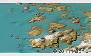Satellite 3D Map of Upernavik