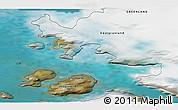 Satellite 3D Map of Kullorsuaq