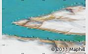 Satellite Map of Narsaq