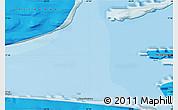 Political Map of Kangerlussuaq