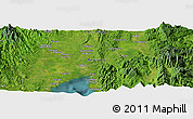 "Satellite Panoramic Map of the area around 7° 30' 57"" N, 125° 52' 30"" E"