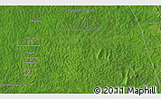 """Satellite 3D Map of the area around 7°30'57""""N,20°28'30""""E"""