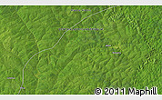 Satellite 3D Map of Akpa